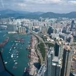 SKY100 HongKong's viewing deck