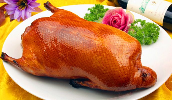 Beijing-roast-duck