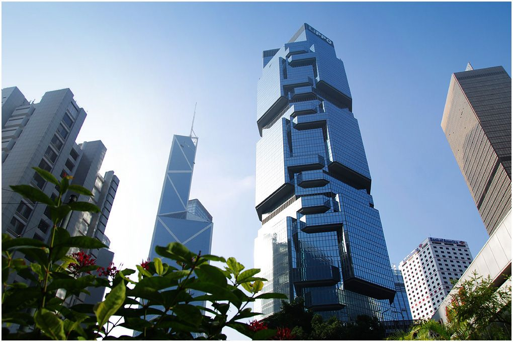 the central district of Hongkong_01