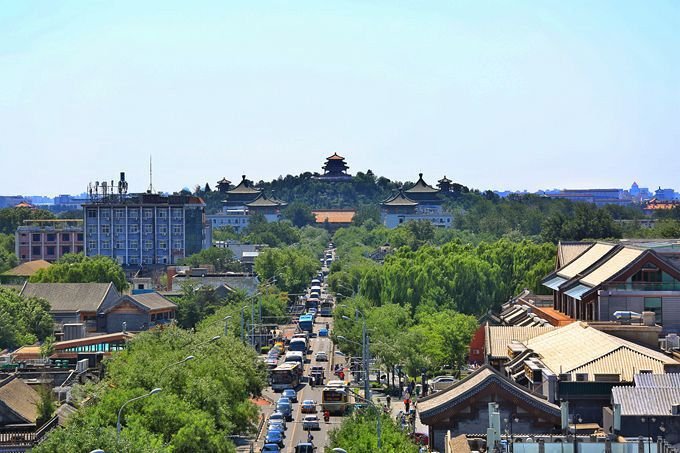 Beijing's_north-south_central_ axis